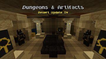 Dungeons & Artifacts (1.16.5) Minecraft Mod