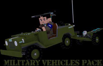 UNU Military Pack Minecraft Mod