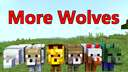 More Wolves Minecraft Mod