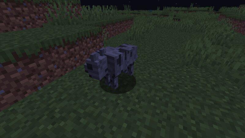 Coal Wolf