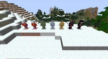 The AAB Heropack Minecraft Mod