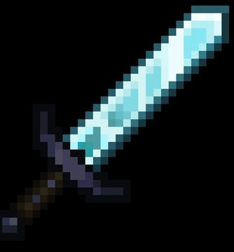 God Sword v1.17 (Bedrock Addon) Minecraft Mod
