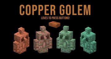 Copper Golem for Fabric Minecraft Mod