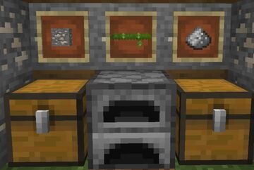 GoldTitanium 1.16.5 Minecraft Mod