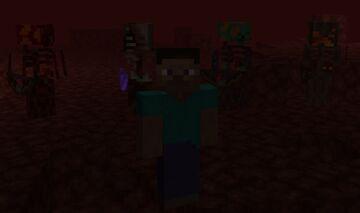 Nether Skeletons MOD Minecraft Mod