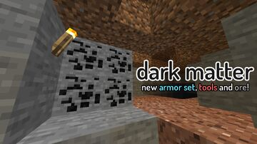 Dark Matter (Minecraft Mod for Forge 1.16.5) Minecraft Mod