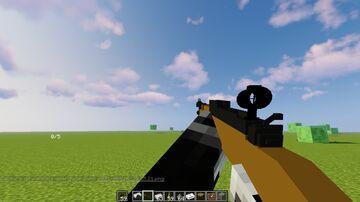 Old guns Minecraft Mod