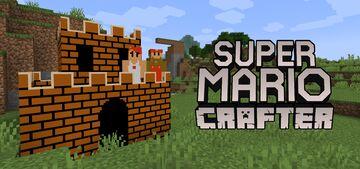 Super Mario Crafter Minecraft Mod