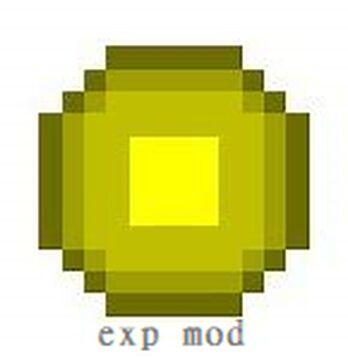 exp mod Minecraft Mod