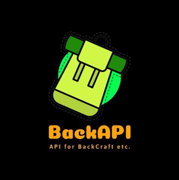 BackAPI [Forge] Minecraft Mod