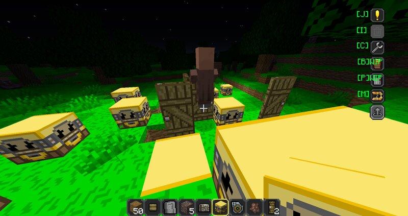 Random dev screenshot, you can see how the mod looks