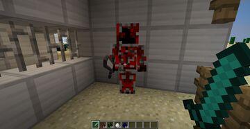 Entity 606 & Human Creepypasta V.1 Mod Minecraft Mod