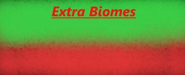 Extra Biomes Minecraft Mod