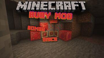Simple Ruby Mod (alpha 0.0.1) Minecraft Mod