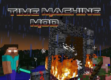 time machine Minecraft Mod