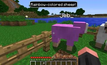 BETTER JEB_ SHEEP (1.16.5) (FORGE ONLY) Minecraft Mod