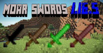 Moar Swords Minecraft Mod
