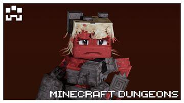 Strider Chan [MCDungeons Mod] Minecraft Mod
