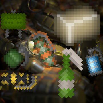 Explosives [Forge] Minecraft Mod