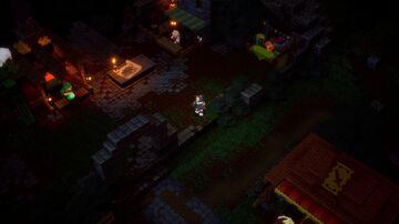 Starry Night Camp (Compatible Addon) Minecraft Mod