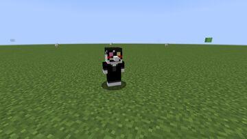 VS Spamton mod Minecraft Mod