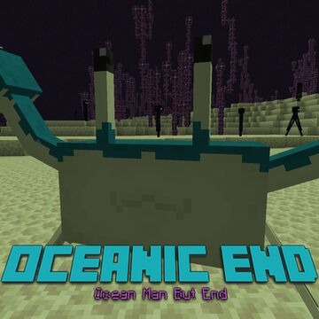 Oceanic End Minecraft Mod