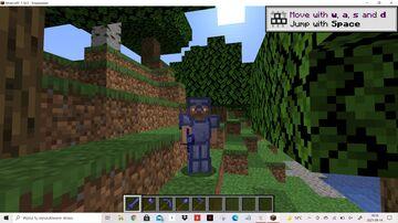 Lapis Lazauli Equipment Minecraft Mod