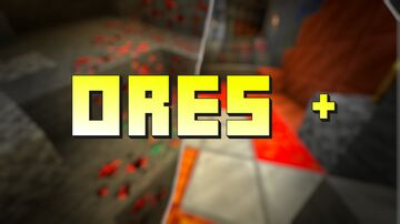 Ores + (for Minecraft 1.16.5 forge - for PC) Minecraft Mod