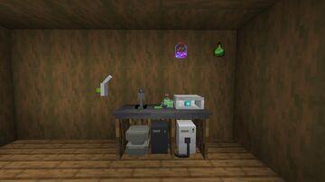 Rick and morty mod Minecraft Mod