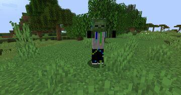 Zombie Pet Minecraft Mod