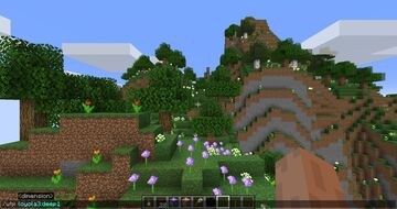 Worldz Minecraft Mod