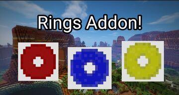 Rings Addon V0.0.2 Minecraft Mod