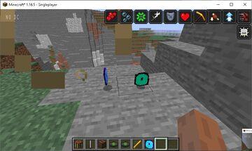 nichirin swords mod 1.2v Minecraft Mod