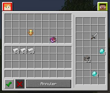 Minecraft Trading System For Players! (1.15.2) Minecraft Mod