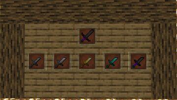 Dagas para minecraft 1.16.5 Minecraft Mod