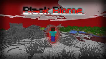 Black Biome v1.1 Minecraft Mod