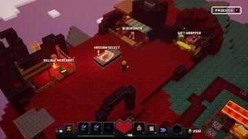 Basic Nether Lobby Minecraft Mod