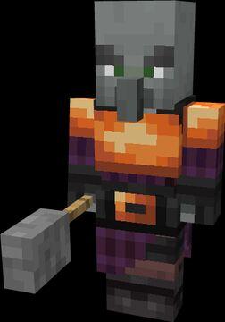 Hard Pillage 24KB (MCBedrock) Minecraft Mod
