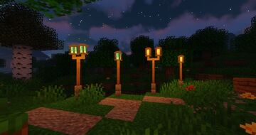 Macaw's Lights & Lamps - 1.17.1 / 1.16.5 Minecraft Mod