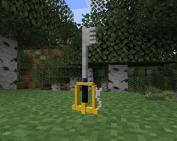 Keyblade Mod [Forge] Minecraft Mod