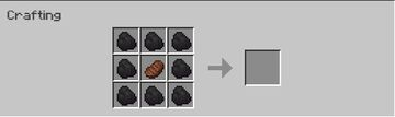Minecraft but you can craft custom and op Cooked Beef Minecraft Mod
