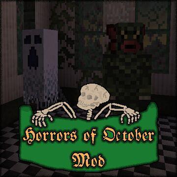 Horrors of October Mod Minecraft Mod