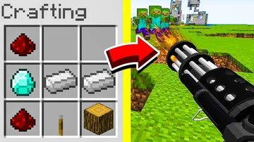 More Weapons And Tools Minecraft Mod