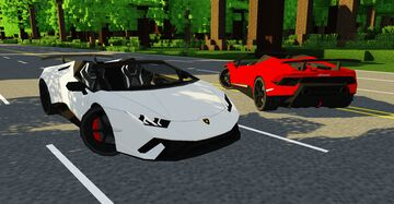 Lamborghini Huracán Performante Spyder v1.0, v2.0 NOW WITH ILLUMINATED TEXTURE | MCHeli content Minecraft Mod