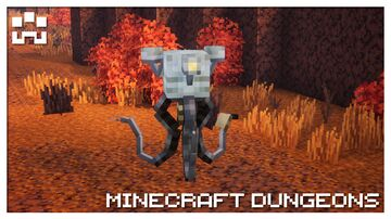 Mr. Handy Pet [MCDungeons Mod] Minecraft Mod