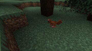 Squirrels (Requires Fabric API) Minecraft Mod