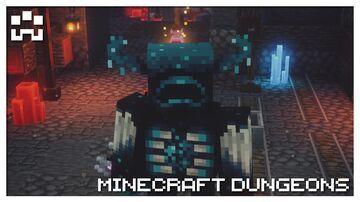 The Warden [MCDungeons Mod] Minecraft Mod