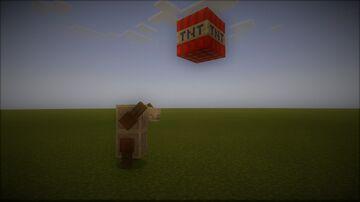 TNT Yeeter Remake Minecraft Mod