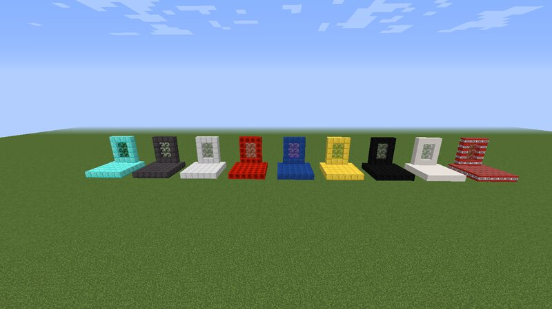 You can make a portal from any block