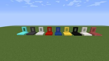 you can make a portal from any block Minecraft Mod